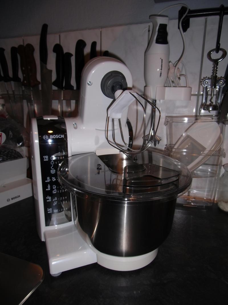 Bosch Mum Küchenmaschine 2021