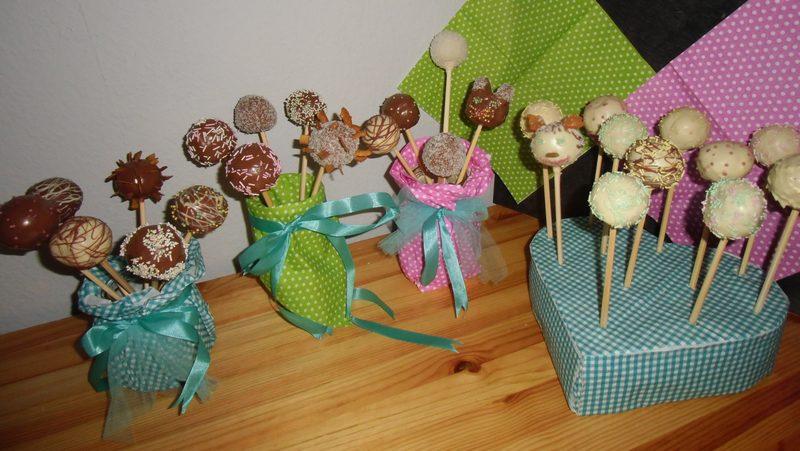 Cake Pops U2013 Super Schöne Kuchen Lollies