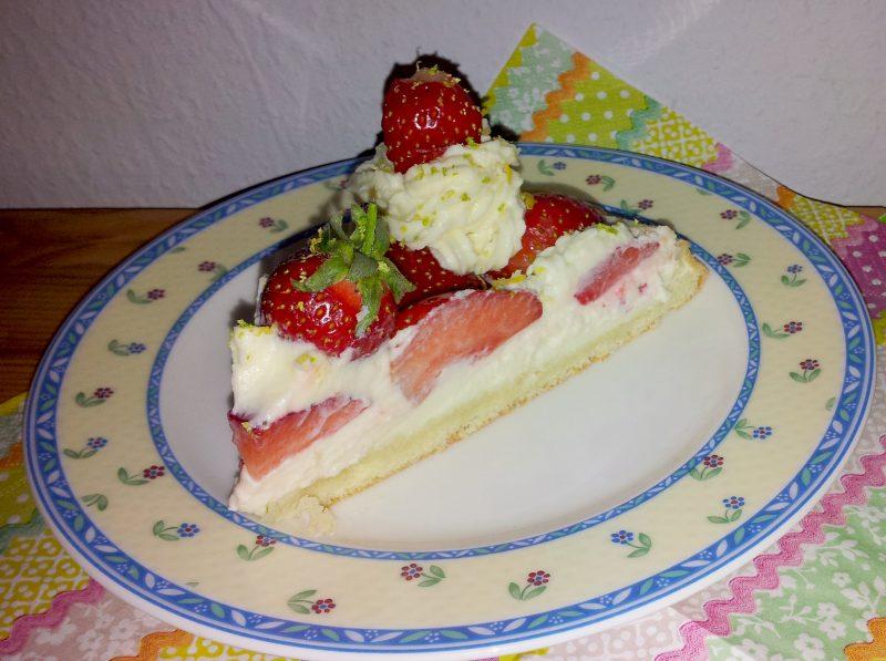 Erdbeer-Frischkäsetorte-13