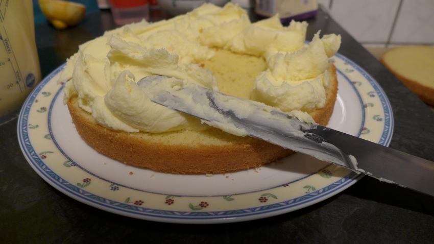 Victoria Sponge Cake biologisch-lecker Bio Blog