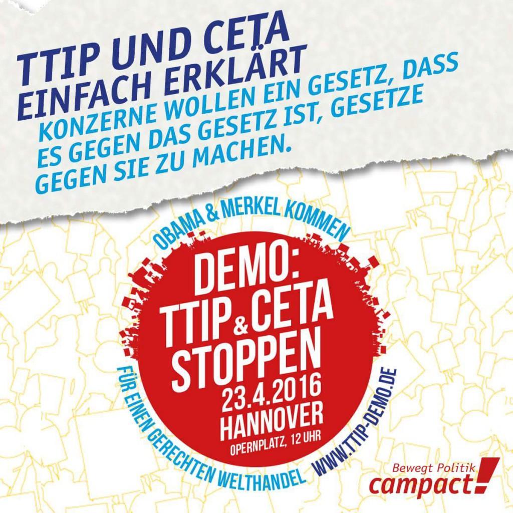 Hintergründe von TTIP