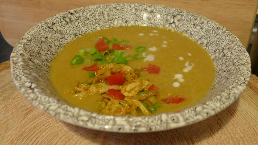 Rote Linsen Suppe mit Kokosmilch biologisch-lecker Bio Blog 02a