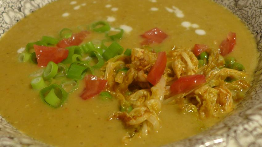 Rote Linsen Suppe mit Kokosmilch biologisch-lecker Bio Blog 05