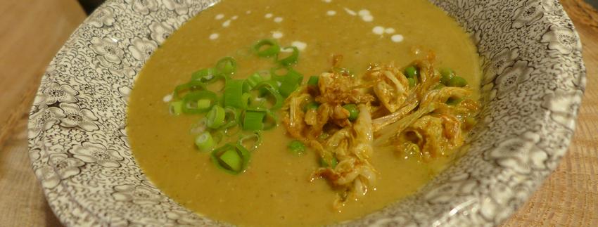 Rote Linsen Suppe mit Kokosmilch biologisch-lecker Bio Blog 14